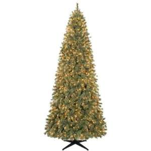 Living 9ft. Harrison Slim Cashmere Christmas Tree with Clear Lights