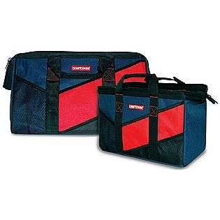 16 and 20 Inch 2 pc. Bag Set  Craftsman Tools Hand Tools Tool Carriers