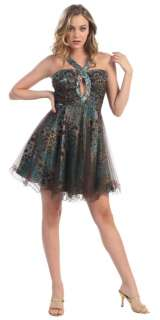 HOMECOMING EVENING PARTY COCKTAIL SHORT PROM DRESS WINTER BALL DANCE