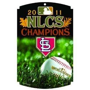 MLB St. Louis Cardinals 2011 National League Champion 11