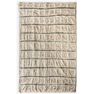 Rugs USA Luxor Wool Hand Knotted Shawl 5 11 x 8 10 ivory