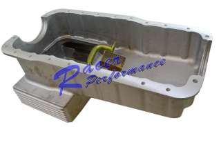 POLISHED FINNED ALUMINUM 1967 87 FORD 5.0 351W OIL PAN