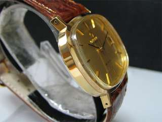 Vintage 1970s OMEGA Automatic watch [DeVille] Cal.1012