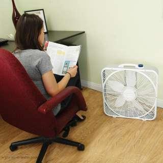Electric Fan   Lasko 3723 20 Premium Box Fan   Portable Room Cooling
