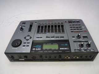 Boss BR 8 64 V Track 8x8 Digital Recording Studio Multi Track Recorder