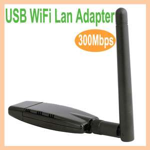 Wireless Adapter WiFi Lan Network Internet Card Adapter for Computer