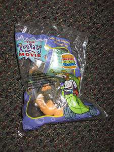 1998 The Rugrats Movie Burger King Toy   Monkey Mayhem   BK