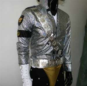 Michael Jackson PERFORMANCE Military Jacket  Pro Series