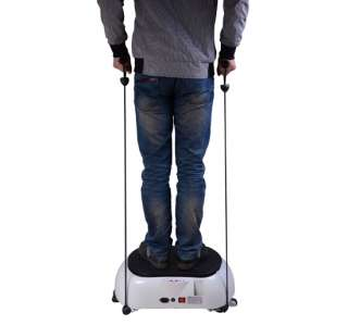 NEW Mini Crazy Fit Vibrating Plate Full Body Vibration Massager
