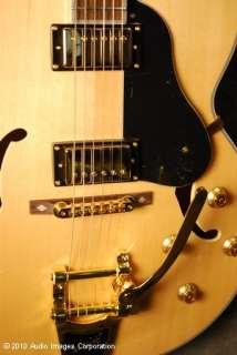 Washburn Jazz Box Electric Guitar NEW J7 Sunburst Case |