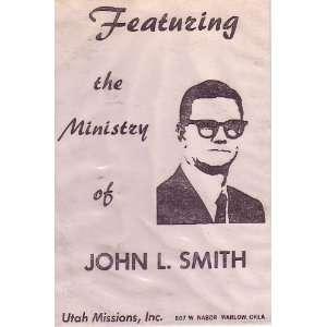 Mormonism [ 4 Tape Series ]: John L. Smith: Books