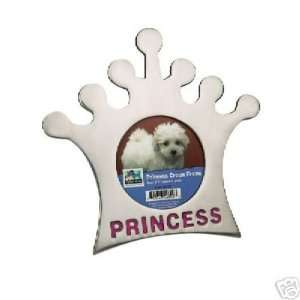 Pet Studio Crown Dog Cat Picture Frame Princess Kitchen