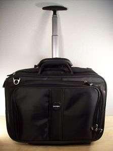 Kensington Contour Rolling LAPTOP Luggage Briefcase Bag
