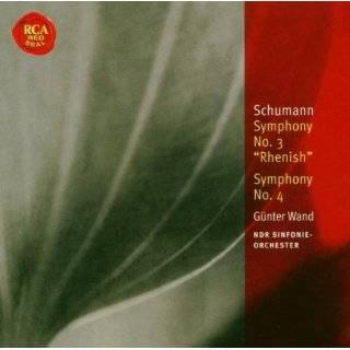 Schumann Symphony No. 3 Rhenish / Overture, Scherzo