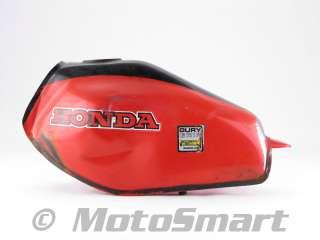79 1979 Honda XR250 XR 250 Gas Fuel Petrol Tank   17520 434 000ZA