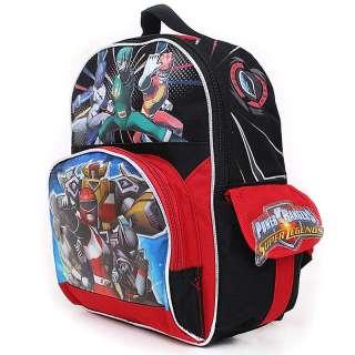 Mighty Morphin Power Rangers School Backpack Medium Bag Legends 2