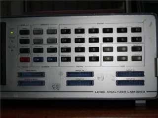Dolch Logic Analyzer LAM 3250