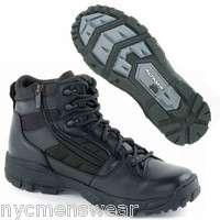 ALTAMA Black 6 LITESpeed Boot 6 SIDE ZIP Style Code 3466 BRAND NEW