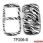 for samsung r355c straight talk r350 freeform transparent zebra case