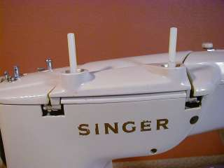 Vintage Singer Sewing Machine Model 431G Rare Made in Germany