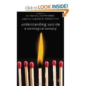 Sociological Autopsy [Hardcover]: Jonathan Scourfield: Books