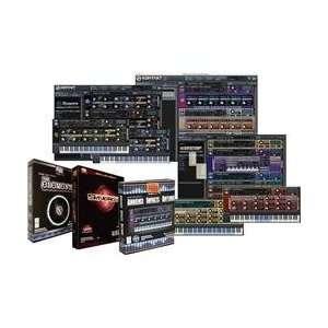 Virtual Instrument Library Software Triple Play Bundle (Standard