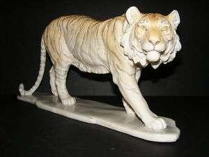 Tiger Wild Cat Statue Figurine 18 NEW |