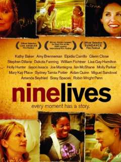 Nine Lives: Amy Brenneman, Glenn Close, Holly Hunter, Mary