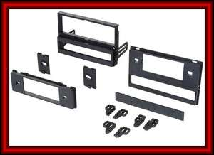 CAR STEREO RADIO DASH INSTALL MOUNTING KIT CD PLAYER INSTALLATION