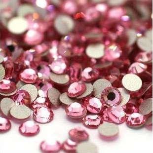 PINK Diamond Vajazzle / Nail Rhinestones Swarovski 2mm