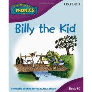 Inc. Home Phonics Billy the Kid Book 3c (Read Write Inc Phonics 3c