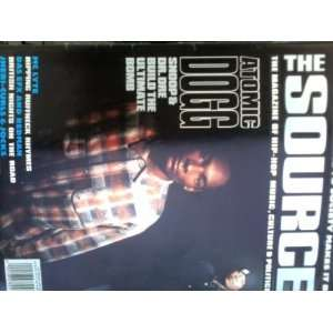 Source Magazine September 1993 (Snoop & Dr. Dre Cover