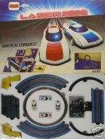 1980 Aurora AFX G+ XL002 Lazer 2000 Slot Car Race Set