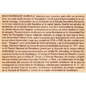 DESTINO SIN ROSTRO (9789688321843) Jesus Rodriguez