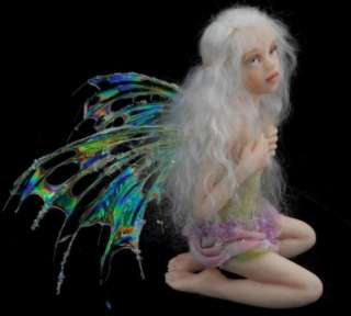 OOAK, Fairy, Faerie, Fae, Art Doll, Fantasy, CHERI HIERS, One of a