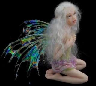 OOAK, Fairy, Faerie, Fae, Art Doll, Fantasy, CHERI HIERS, One of a