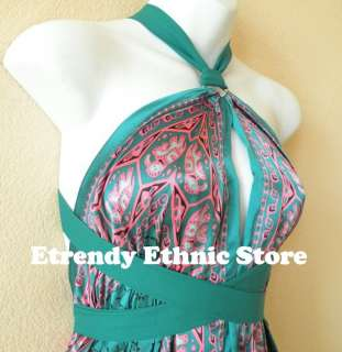 Silk Multi Wear Scarf Long Maxi Dress, Skirt, Maternity