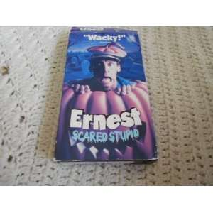 Scared Stupid [VHS] Jim Varney, Eartha Kitt, Austin Nagler, Shay