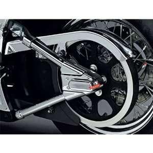 Lighted Swingarm Cover Set For Harley Davidson Softail Automotive