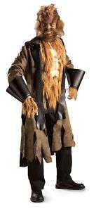 Big Mad Wolf Men WEREWOLF Costume Std Medium   Large