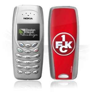 Design Skins for Nokia 3410   1. FCK Logo Design Folie Electronics