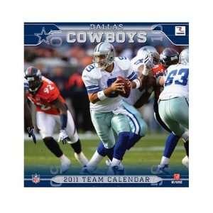 Dallas Cowboys 2011 Mini Wall Calendar: Sports & Outdoors