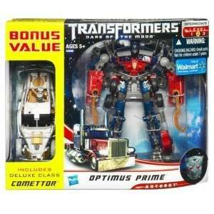 Transformers 3 Dark of The Moon Voyager Exclusive Action
