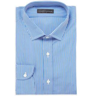 Ralph Lauren Black Label Narrow Bengal Stripe Cotton Shirt  MR PORTER