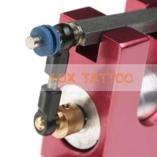 RED Rotary Tattoo Machine Gun Kit Supply Liner Shader