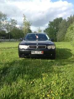 TIP TOP BMW 740 DIESEL in Herzogtum Lauenburg   Geesthacht  Autos