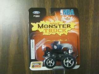 New Jersey Nets Mini Monster Truck 2003