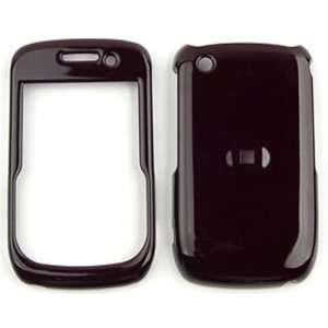 Blackberry Curve 8520/8530/9300 Honey Dark Brown Hard Case/Cover