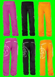 Zumba Wonder Cargo Pants  NEW In Black, Orange or Pink