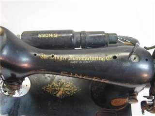 Antique Singer Sewing Machine Simanco 33658 USA 1939